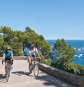 Singles-Solos Spain biking adventure